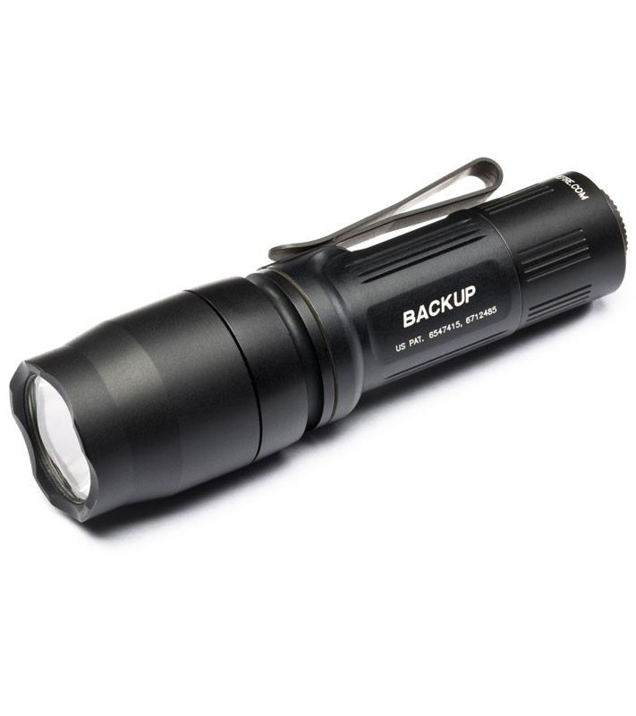 SureFire E1B Backup Flashlight @ bladehq.com
